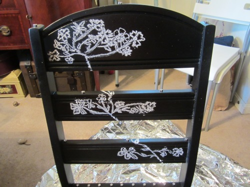 Chalkboard chair 3